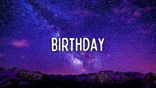 Katy Perry - Birthday (Lyrics)