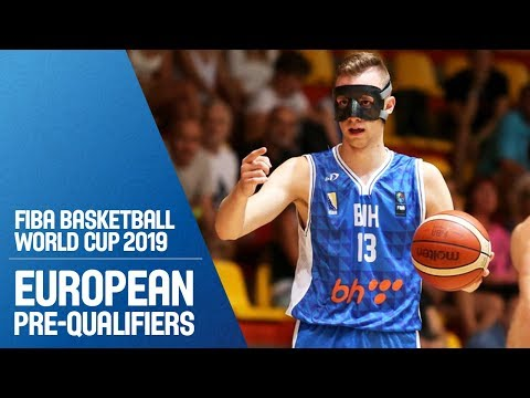 Armenia v Bosnia + Herzegovina - Full Game - FIBA Basketball World Cup 2019 - European Pre-Qual.