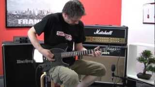 Squier By Fender Avril Lavigne Telecaster RW BK