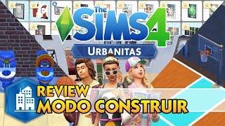 Los Sims 4 Urbanitas: REVIEW MODO CONSTRUIR Y COMPRAR + IMPRESIONES