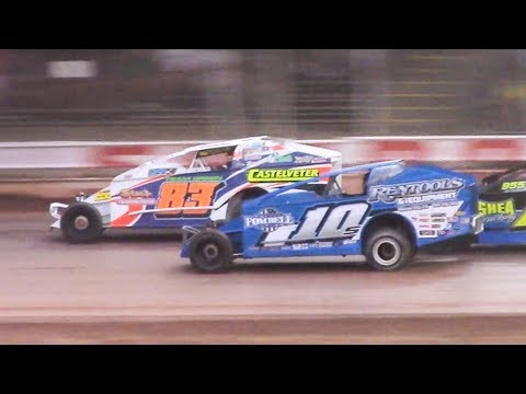 RUSH Sportsman Modified Feature | Sharon Speedway | 7-2-18