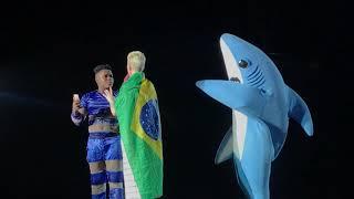 Katy Perry e o fã Rafael - Witness The Tour - Rio de Janeiro - 2018