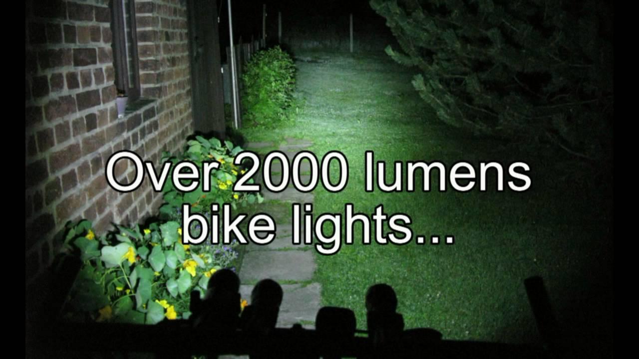 led 2000 lumen