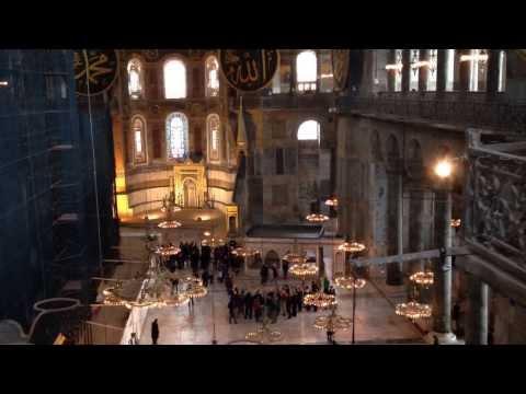 Мистика собора Святой Софии