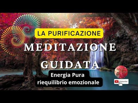 Meditazione Guidata-La Purificazione(Molto utile prima di affrontare esperienze in astrale)