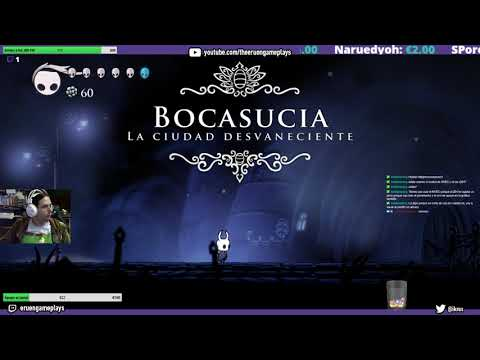 HOLLOW KNIGHT - DIRECTO 1
