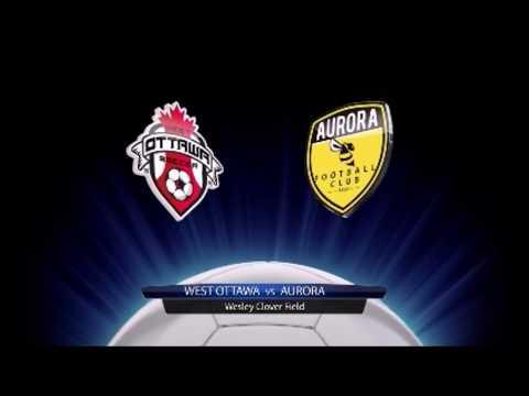 Alex Baksh (wosc) vs Aurora u16 OPDL league 2017