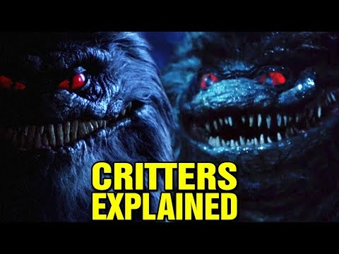 WHAT ARE THE CREATURES IN THE CRITTERS MOVIE? CRITES EXPLAINED