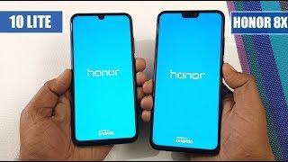 Honor 10 Lite vs Honor 8X Speed Test & Ram Management Test !!