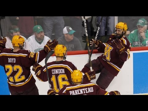 """Never Had it So Good"" Gophers in Frozen Four!"