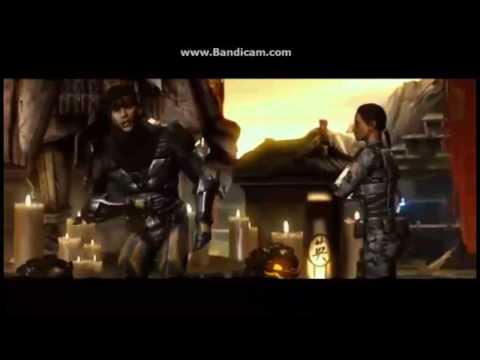 Mortal Kombat X - Story Mode Ending (SPOILERS)