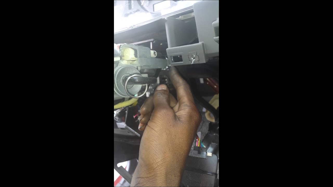 Key Stuck In Lock >> Isuzu Rodeo - Key Stuck In Ignition Repaired - YouTube