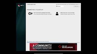 Présentation Red Hat Entreprise Linux 7.3 et test mise à niveau 7.4 Beta