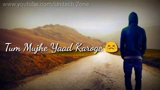 😍 Mujhe Khone ke Baad Tum Mujhe Yaad Karoge 😕 New : Old : Sad 😞 Love ❤ WhatsApp Status Video. 😘