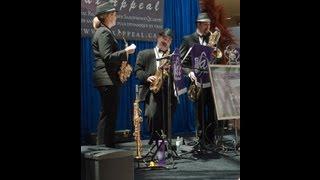 Sax Appeal Ottawa - Bee's Knees (Lennie Niehaus)