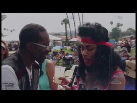 Uncle Earl Takes The West Coast Funk Festival By Storm!