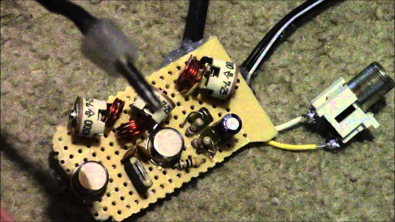 Powerful Small Fm Transmitter Youtube Circuit
