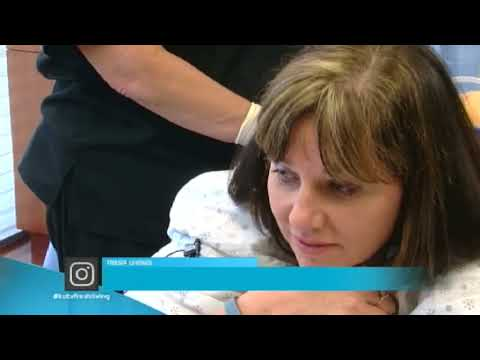 Dr. Saltz Eliminating Cellulite with Cellfina on KUTV2's Fresh Living