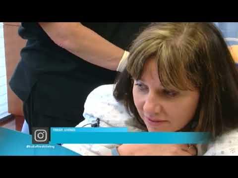 Dr. Saltz Eliminating Cellulite with Cellfina on KUTV2's Fresh Living