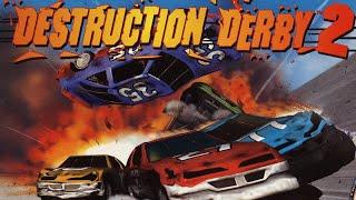 Destruction Derby 2 PC