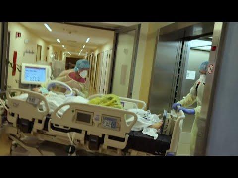 Азия: в Таджикистане переполнены больницы