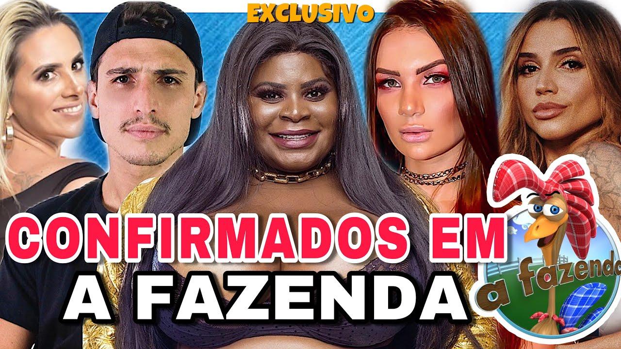 PARTICIPANTES CONFIRMADOS em A FAZENDA 12 - YouTube