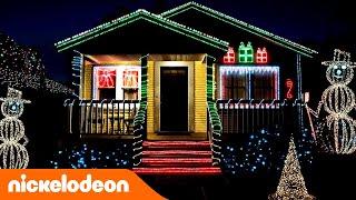 Праздничные огни Nickelodeon. Снеговик   Nickelodeon Россия