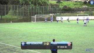 Adriatic   Hajduk kadeti