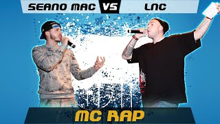 £1000 MC Rap Battle Final Seano Mac vs LNC Trailer (The Jump Off 2014 Finals)