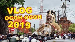 Download Video Jalan Jalan Rekam Ogoh Ogoh Sebelum Pengerupukan 2019 VLOG207 MP3 3GP MP4