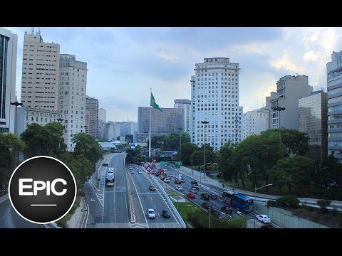 Resumen De Ciudad: San Pablo, Brasil (HD)