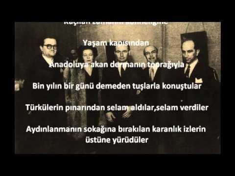 Bir Akın Ok sevdası-Türk Beşleri Tarihi Onurumuz Değil mi?
