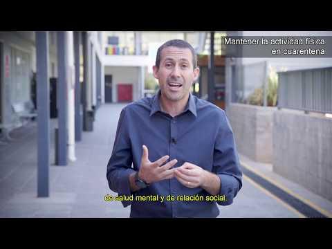 Mantener la actividad física en cuarentena | Jaime Leppe