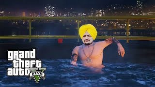 Legend (Sidhu Moosewala) ||  Punjabi GTA Video Song 2019 || JATT LIFE RECORDS