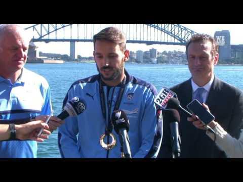Ninkovic Re Signs For Sydney FC | Sydney FC