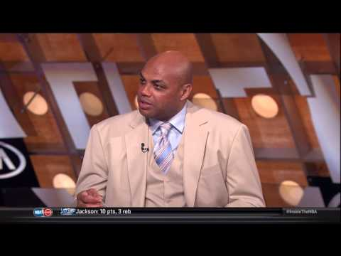 Shaq Messes With Kenny & Chuck's Chairs