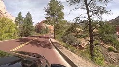 Driving Utah Zion TO Bryce canyon October 2015