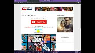 How to download games from(apunkagames) / #Download