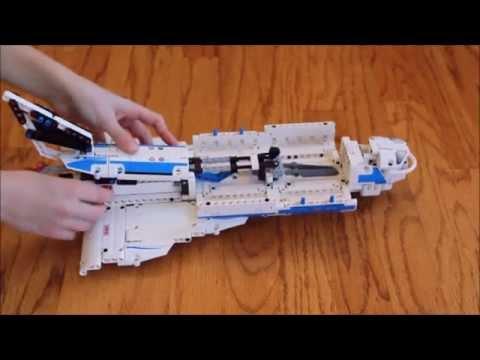space shuttle lego moc - photo #27