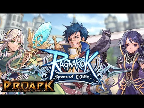 RAG: Ragnarok Mobile Spear Of Odin Android Gameplay – Thief (CBT) (Hack)