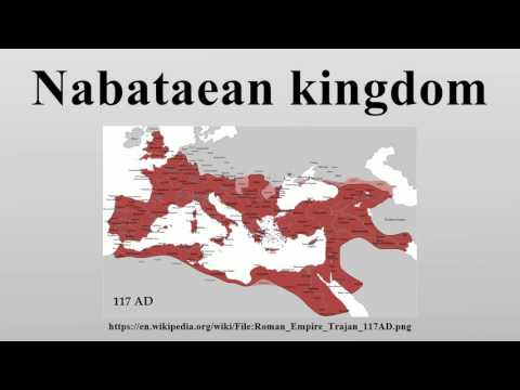 Nabataean kingdom