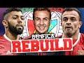 REBUILDING SL BENFICA!!! FIFA 17 Career Mode