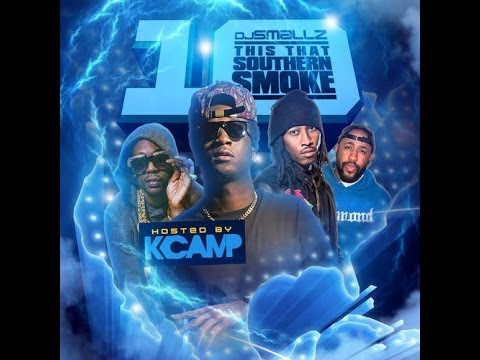 DJ SMALLZ : THIS THAT SOUTHERN SMOKE vol 10 -  [FREE MIXTAPE DOWNLOAD @ DJBABY]