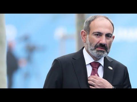 Ermenistan Başbakanı Nikol Paşinyan görevinden istifa etti