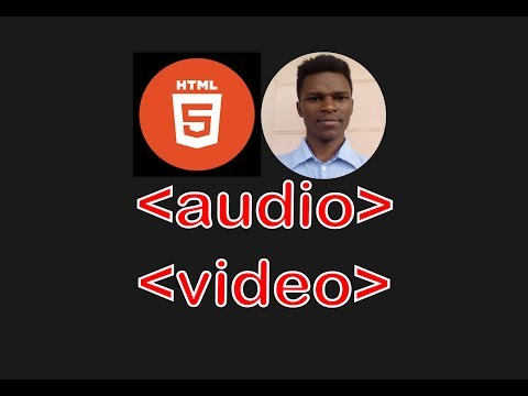 HTML Audio and Video tags [#3 HTML Tutorial] thumbnail