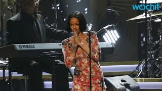Rihanna Backs Out of 2016 Grammys Performance