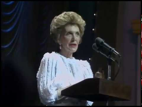 President Reagan's and Nancy Reagan's Remarks at the Ford's Theatre Gala on June 24, 1988