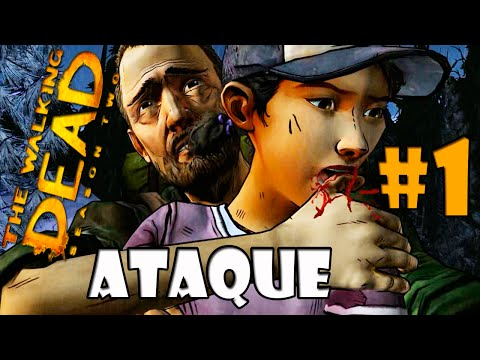 Corre Clementine #1 - The Walking Dead Season Two