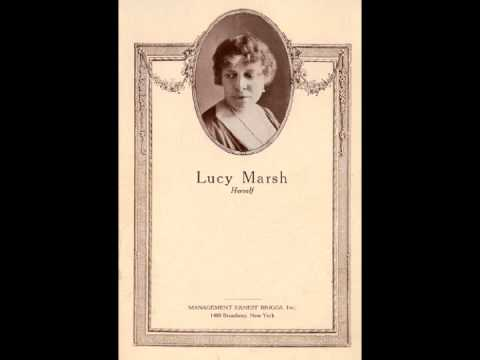 THE VICTOR LIGHT OPERA COMPANY:  Gems From Lucy Isabelle Marsh (Late 1920s / Early 1930s)