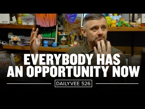 The Mindset Behind Creating Content in 2019 | Dailyvee 526